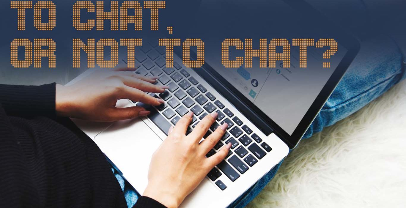 Should i use live chat on my website?